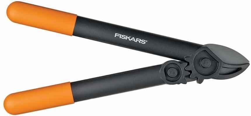 #7. Fiskars 15'' Multi-Use Easy to Use 1''-1/4'' Cutting Capacity PowerGear Super Pruner/Lopper
