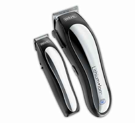#8. Wahl Cordless Lithium-Ion Rechargeable Haircutting & Trimming Combo Kit for Men