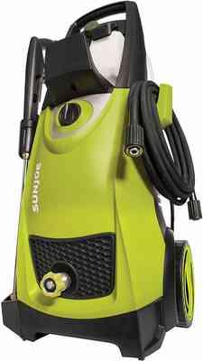 #1. Sun Joe 2030 Max 14.5 Amp Auto-Shutoff PSI Pump 1.76 GPM SPX3000 Electric Pressure Washer