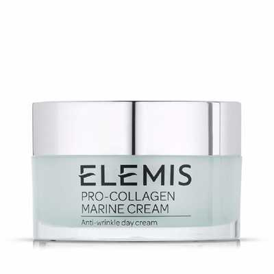 #6. ELEMIS Pro-Collagen Marine 1.6 Fl. Oz. Hydrate Skin & Smoothen Anti-Wrinkle Day Cream