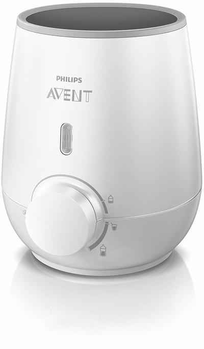 8. PHILIPS AVENT SCF355/00 Gentle Defrosting 5 Oz 300W Compact Fast Baby Bottle Warmer