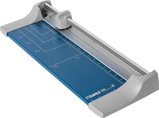#5. Dahle 40018-12568 ½'' Gridlines 18e Vantage Paper Trimmer 18'' Cut Length Guillotine Paper Cutter