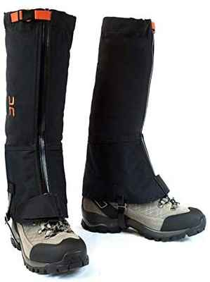 #4. H Hillsound Armadillo Sleek Waterproof & Breathable Durable Intep Strap LT Snake Gaiter