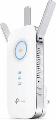 #7. PP-Link RE450 AC1750 Dual Band Repeater Internet Booster Access Point Wi-Fi Extender