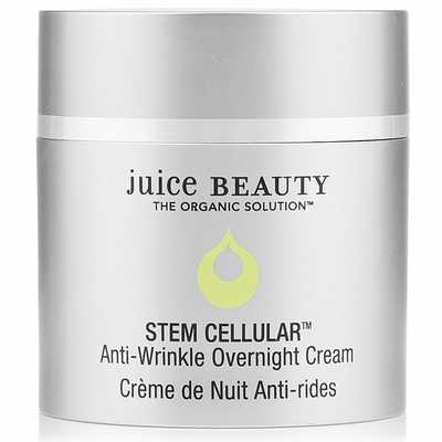 #2. Juice Beauty 1.7 Fl. Oz Organic Stem Cellular Anti-Wrinkle Overnight Intensive Hydrating Cream