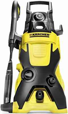 #10. Karcher K4 120V X-Series 1.5 GPM 1900 PSI N-COR Pump Electric Pressure Washer