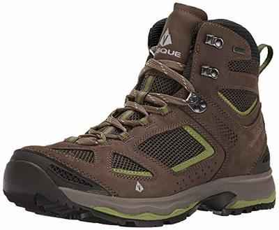 6. Vasque Breeze II GTX Leather Mesh Nubuck EVA Cushioning Waterproof Men's Hiking Boots