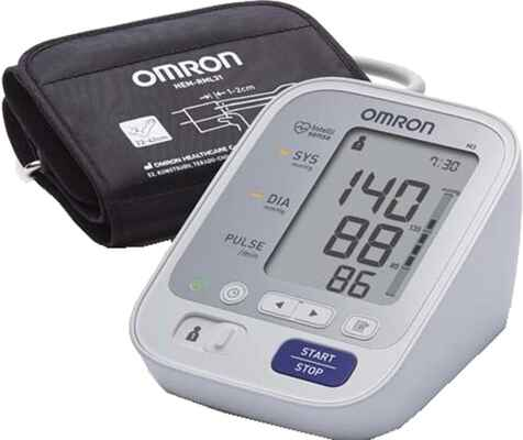 #2. Omron M3 Accurate & Quick Medical Accessory BP Digital Automatic Blood Pressure Monitor