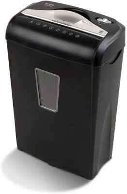 #2. Aurora 8-Sheet Micro-Cut Paper AU870MA High-Security Paper Shredder (Black)