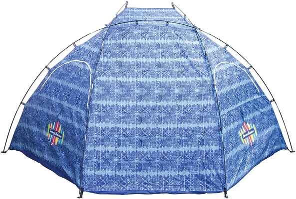 #4. Tommy Bahama Lightweight Set Up UVB Rays w/UPF 50+ Portable Beach Tent