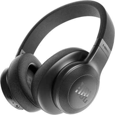 10. JBL E55BT Over-the-Ear Noise Cancelling Lithium Polymer Batteries Wireless Headphones (Black)