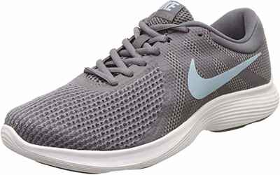 #8. Nike Lightweight Single-Layer Mesh Mid-foot Revolution 4 Running Shoes for Women