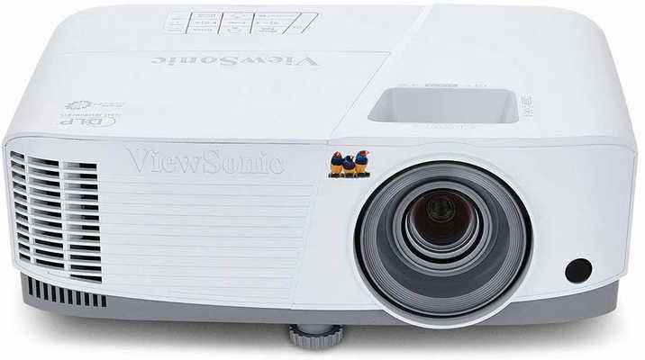 #3. ViewSonic PA503S 3600 Lumens HDMI Vertical Keystone SVGA High Brightness 1080p Projector