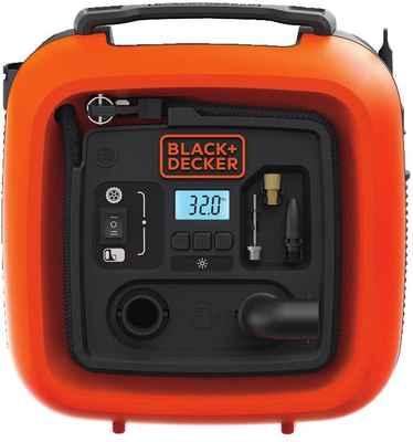 #10. BLACK + DECKER BDINF12C High Pressure & High-Volume Outputs Cordless Tire Inflator