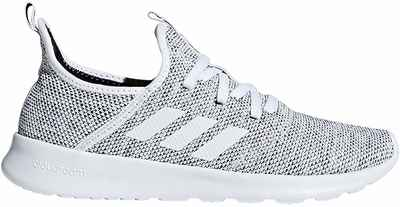 #7. Adidas Textile Lining Cloudfoam Rubber Sole Cushioned Pure Running Shoes for Women