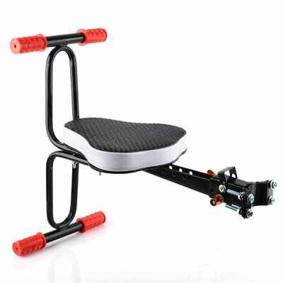 #5. PINCHUANGHUI Metal Bike Child Quick Dismounting Electrombile w/Pedal & Armrest (Black)