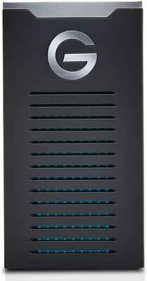 #3 G-Technology Black USB-C 0G0053-1 1TB Mobile Durable Portable External SSD