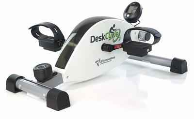 1. DeskCycle 2 LCD Function 27'' Under Desk Top Quality Pedal Exerciser & Exercise Bike