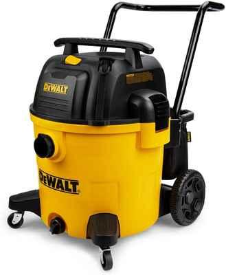 #3. DEWALT Powerful 6 Peak Horsepower Motor Ultra-Durable 14 Gallon Poly Wet/Dry Vac