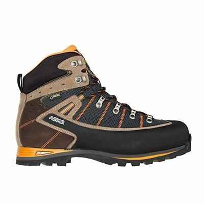 9. Asolo Shiraz GV Waterproof Suede Synthetic Waterproof & Breathable Hiking Boots for Men