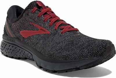 #3. Brooks Cushioned Segmented Crash Pad Men's Ghost 11 Running Shoes with Mesh
