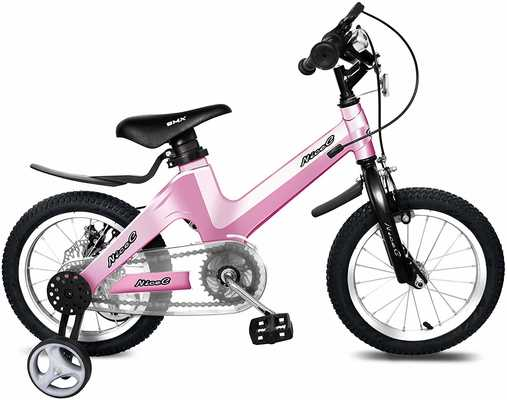 #10. Nice C BMX Dual Disc Brake Training Wheels Kids Balance Bike for Boys & Girls