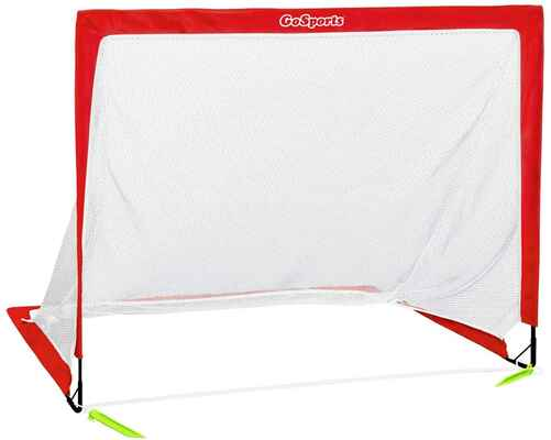 #10. GoSports Compact Storage Kids & Adults Premier Portable Sturdy Pop-Up Soccer Goals