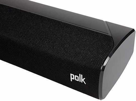 #10. Polk Audio Ultra-Slim Universal Signa S2 Soundbar with Bluetooth Enabled & Wireless Subwoofer