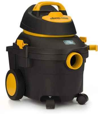 #4. Shop-Vac 5.5 Peak Motor Technology SVX2Gallon HP Wet/Dry Utility Vac