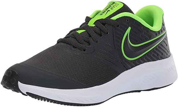 #10. Nike Extra-Foam Rubber Sole Soft Midsole Kids 2 GS Star Runner Sneaker