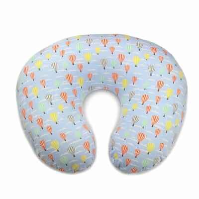 #4. Nene Infant Feeding Propping Slipcover Bib Nursing Pillow & Positioner for Girls & Boys