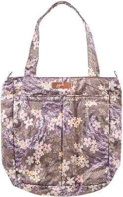 #9. Ju-Ju-Be Polyester Lining Zipper Closure Coastal Collection Be Light Tote Bag for Women
