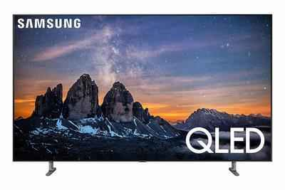 6. Samsung QN55Q80RAFXZA Ultra-HD 55-Inch Flat Q80 Series QLED Smart TV