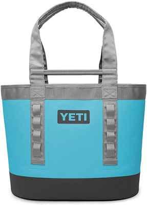 #1. YETI All-Purpose Camino Carryall 35 Durable Waterproof Boat & Beach Tote Bag