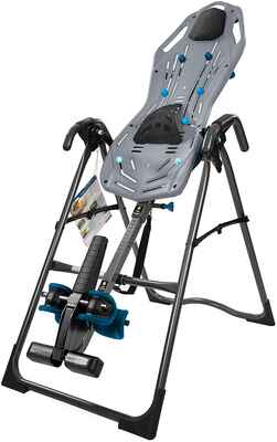 #6. TEETER FDA-Registered Comfortable & Supportive Extended Ankle X2 Inversion Table