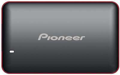 #9. Pioneer APS-XS03-960 3D NAND 960GB Portable USB-3.0 Gen 1Solid State External Drive