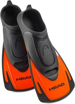 #9. HEAD BY MARES Energy-Saving Wide-soled Anatomical Design Swim Training Fins