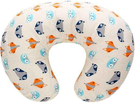 #10. SWHRIOPD Multifunctional Cotton Adjustable U-Type Newborn Breastfeeding Pillow & Positioner