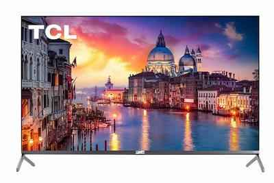 10. TCL 55R625 55-Inch 6-Series QLED 4K HDR Roku Smart TV (Dolby Vision)