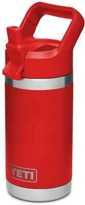 #3. YETI 12 Oz Rambler Jr. Dishwasher Safe 18/8 Stainless Steel Kids Bottle w/Straw Cap
