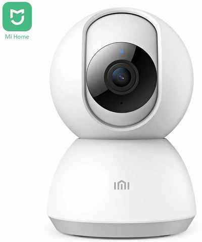 9. IMI Mi. 1080P HD IP Night Vision Two-Way Audio Smart Dome Wireless Security Camera