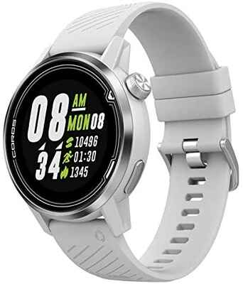 #6. COROS ANT+&BLE 35H GPS Battery Sapphire Glass APEX Multi-Sport GPS Running Watch