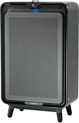 #10. Bissell 2609A Air220 Air Purifier Allergies & Pet Dander Carbon Filter Air Purifier for Home