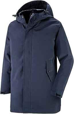 #8. WANTDO Lightweight Waterproof Windbreaker Hooded Raincoat for Men Ideal for Outdoor