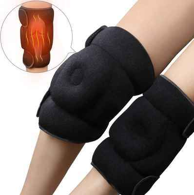 #4. REVIX Microwavable Elbows & Hands Hot & Cold Packs Heat Wrap for Knee Pain Relief
