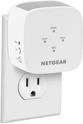 #8. NETGEAR 15 Devices AC750 600 square Feet Coverage Wireless Range Extender EX2800