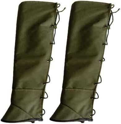 #6. Balacoo Anti-Bite Protective Covers 1-Pair Snake-Proof Gaiters Hiking Leg Jungle Gaiter for Leg