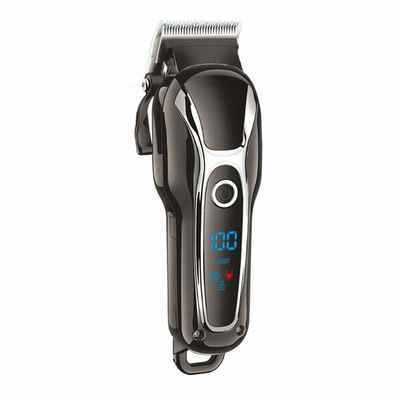 #6. CUIFULI Cordless Professional Hair Clipper for Men with LED Display for Kids & Adults (Black)