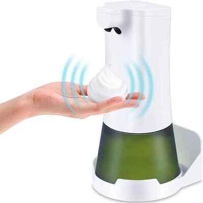 #9. CAVN Touch-Free Motion Sensor Electric Sensor Foam Soap Dispenser for Kitchen bathroom