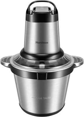 #9. Narcissus 500W Professional Stainless Steel 3.5L Capacity Bowl Electric Meat grinder